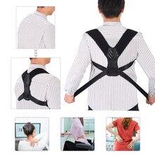 Medical Clavicle Posture Corrector Adult Children Back Support Belt Corset Orthopedic Brace Shoulder Correct Back Support > все цены