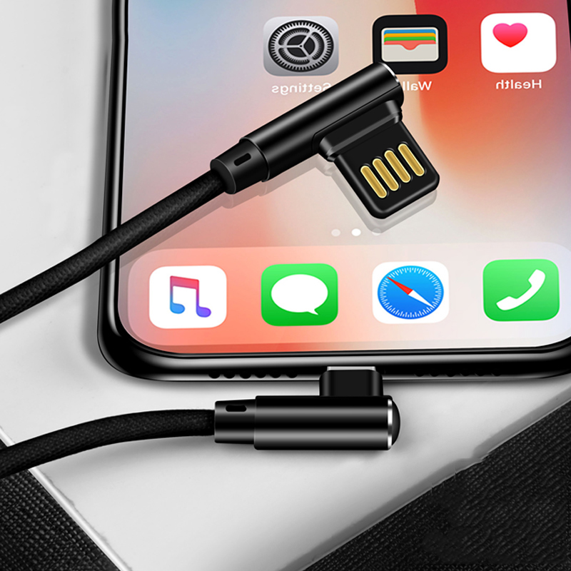 Image 5 - Suntaiho USB Charger for iphone Xs Max USB Cable for iPhone 7 charging wire fast charge for iphone 5s for iphone charger Cable 8-in Mobile Phone Cables from Cellphones & Telecommunications