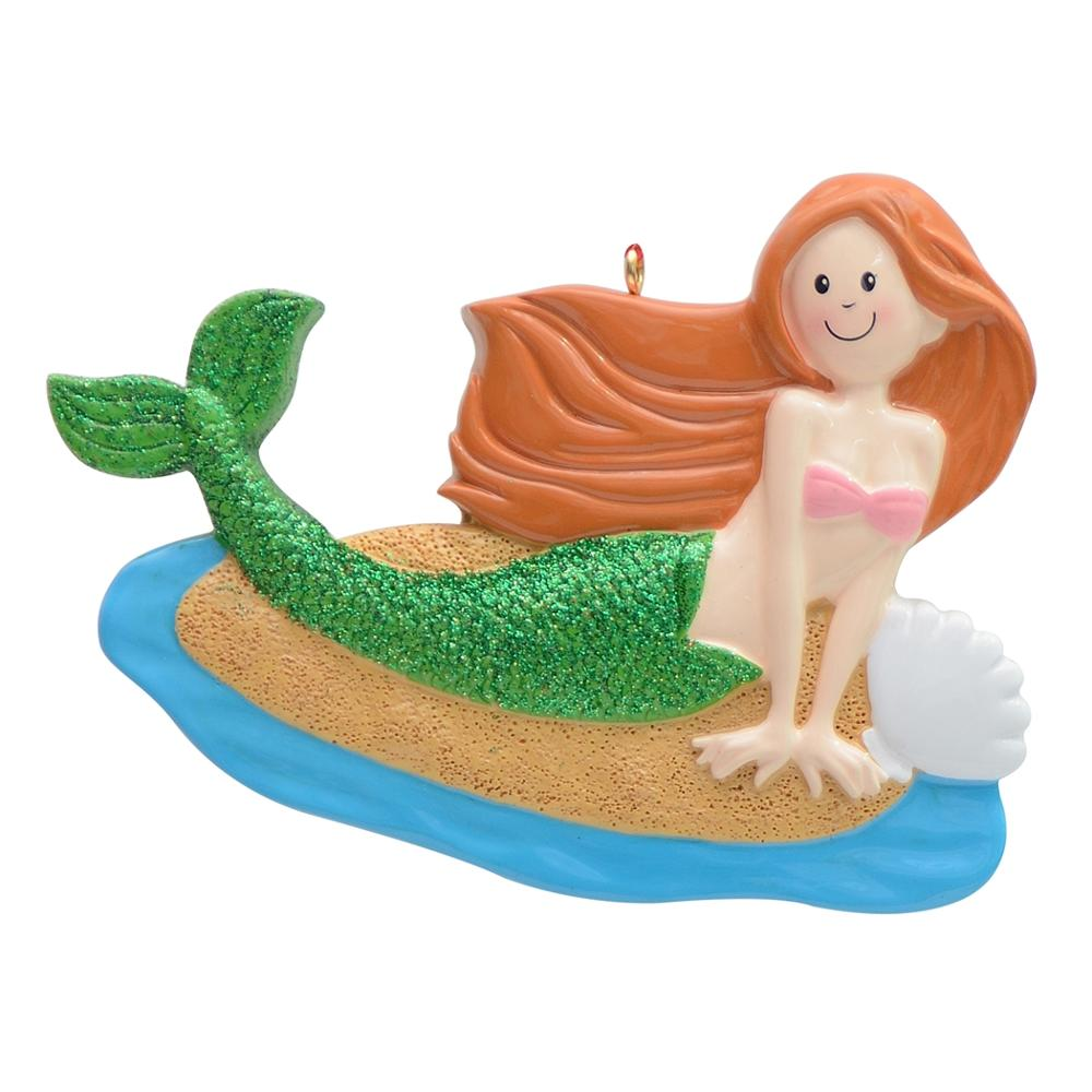 MAXORA The Little Mermaid Ariel Personalized Christmas Ornament Tree Decoration