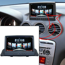 Car DVD Player for Peugeot 408 with GPS Navigation Media Player
