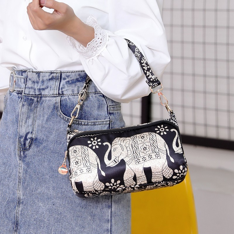 Printing Women Shoulder Bag Ladies Handbags Quality Brand Messenger Bags Female Small Tote Crossbody Bag Leisure Bolsa Feminina 33
