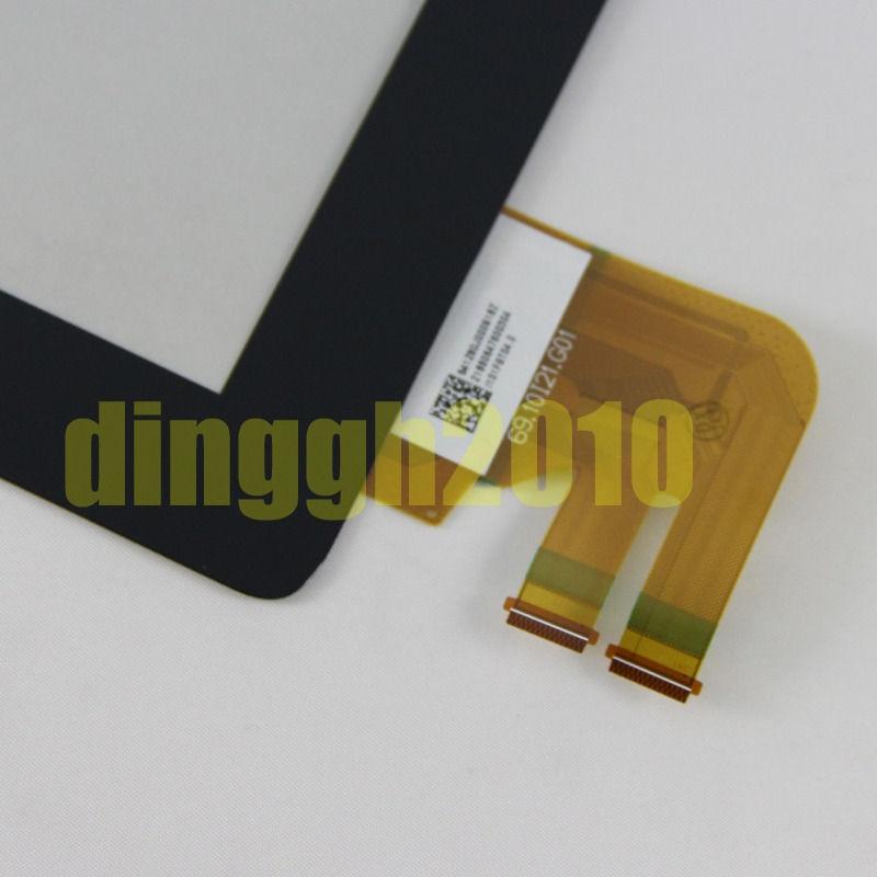 For Asus Transformer Pad TF300T TF300 tf300tg G01 version Black digitizer font b touch b font