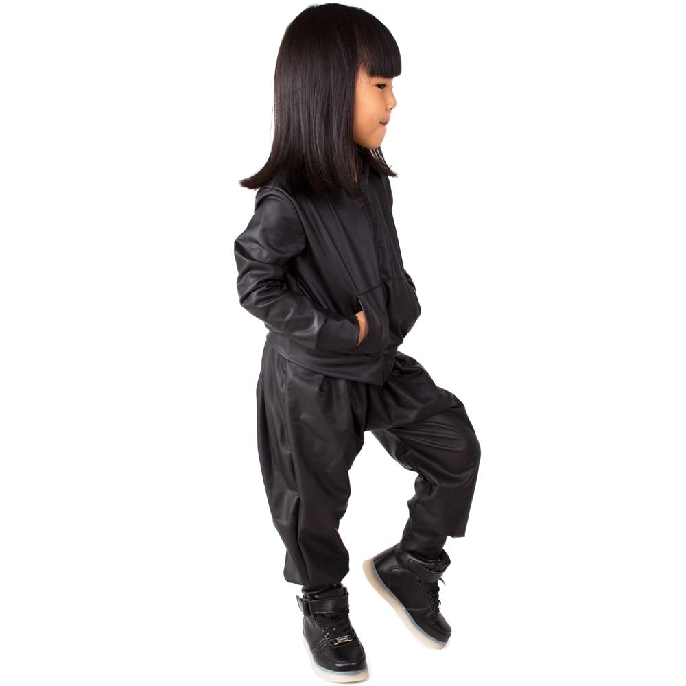 Mode Lente Herfst Kid bomberjack Stage Performance Wear paillette - Kinderkleding - Foto 5