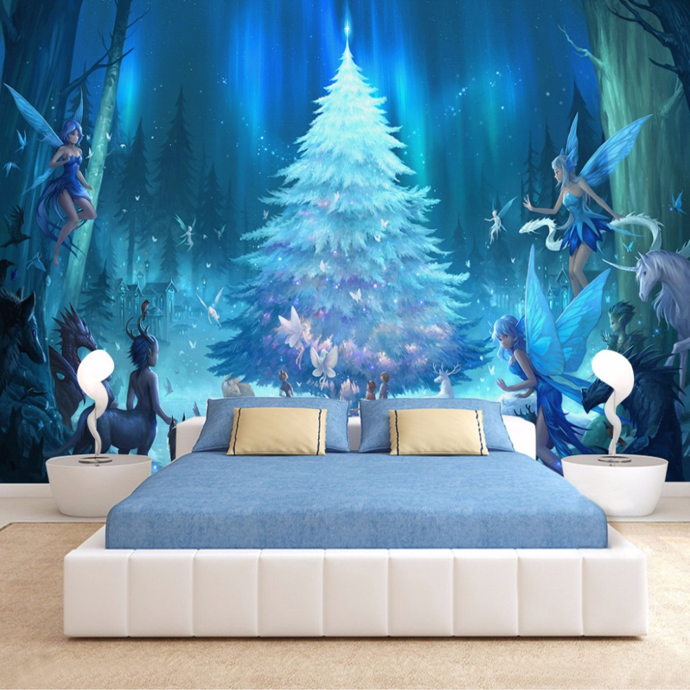Scenery Wallpaper For Bedroom Compare Prices On Forest Wallpaper Bedroom Kids Online Shopping