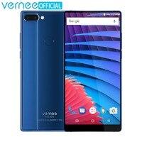 Original Vernee Mix 2 Helio P25 6GB 64GB Smartphone 6 0 18 9 FHD 4200mAh 9V