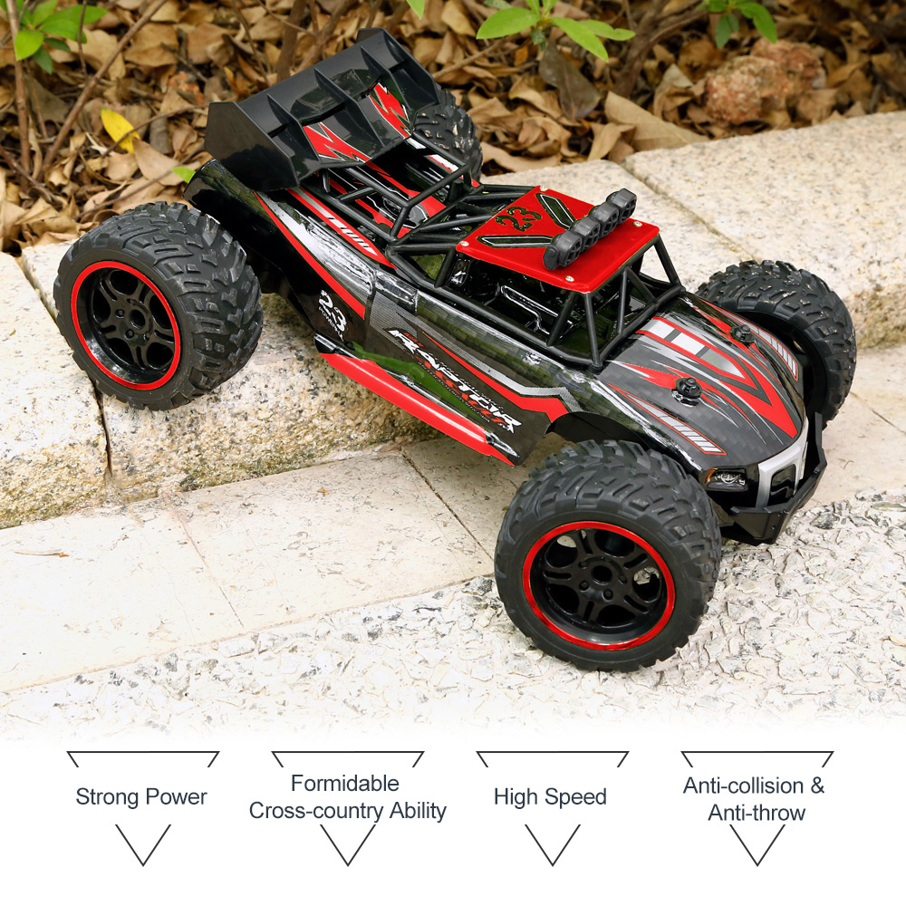 все цены на High-Speed Racing Car YED 1703 2.4GHz Anti-Collision Remote Control 1:14 Scale PVC Toy For Boys And Girls Christmas Gift
