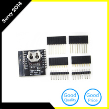 For WeMos Data Log Logger Shield  Micro SD  WIFI D1 Mini Board +RTC DS1307 Clock For Arduino clock shield rtc module ds1307 module multifunction expansion board with 4 digit display light sensor and thermistor for arduino