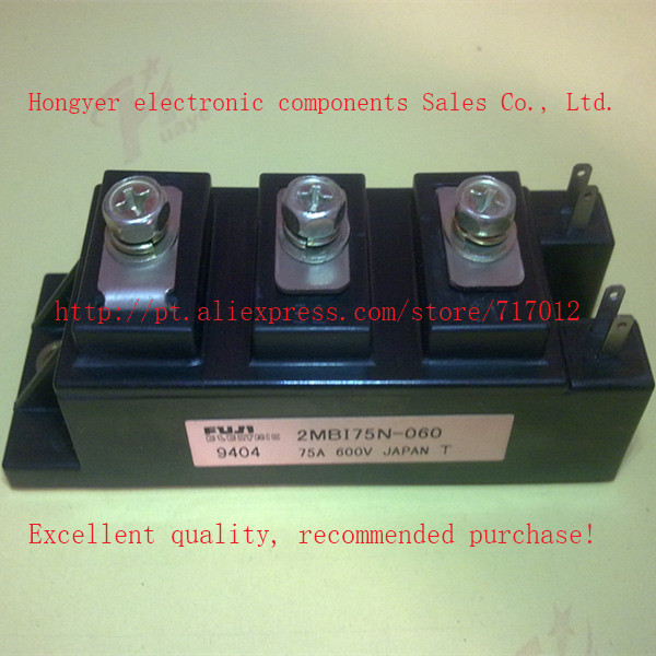 Free Shipping  2MBI75N-060  new IGBT:75A-600V ,Can directly buy or contact the seller. free shipping 100% new original 5pcs lot hgtg30n60a4d 30n60a4d hgtg30n60 30n60 600v smps series n channel igbt