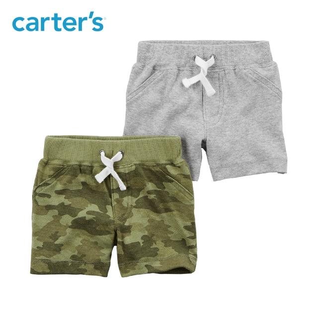 0080c83c148 Carter s 2-Pack baby children kids clothing Boy Spring   Summer Cotton  Pull-On