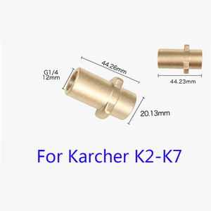 Image 2 - 10 15 20 meters High Quality Sewer Drain Water Cleaning Hose For Karcher K2 K3 K4 K5 K6 K7 High Pressure Washers