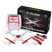 Dwi Dowellin X6 RC Drone RC Quadcopter Remote Control Dron Helicopter VS Syma X5C Drones UFO Aircraft