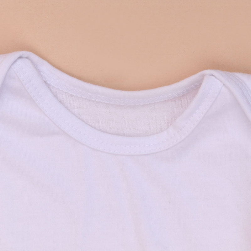 543496f3d7 Vestido de Aniversário 1 Anos Branco Corpo de Menina Bebe Bodysuit Macacão  Roupa Infantil Menina Roupas de Verão 2018 Infantil Roupas em Body de Mãe &  Kids ...