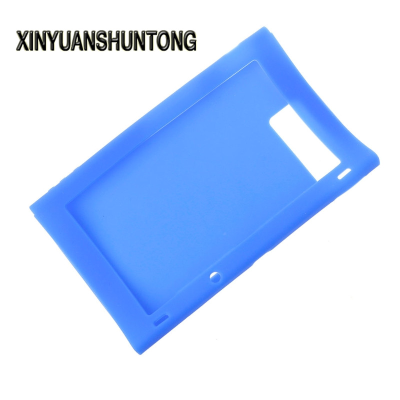 XINYUANSHUNTONG Game Case 1 PC Soft Silicone Protector Case Non-Slip Skin Cover For Nintendo Switch Host