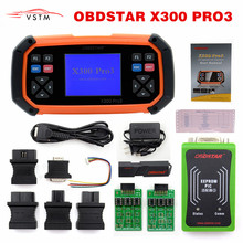 Original OBDSTAR X300 Pro3 change odometer mileage obd car key programmer car immobiliser odometer mileage correction