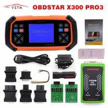 Oryginalny OBDSTAR X300 Pro3 zmiana przebieg przebieg samochodowy system obd klucz programujący samochód immobilizer przebieg korekta przebiegu