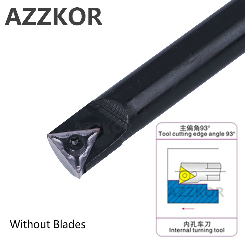 Internal Turning Tools Cutting Bar S16Q-STUNR16 Lathe Cutter Wholesale S20R-STUNL16 Carbide inserts CNC Holder AZZKOR Inner ToolInternal Turning Tools Cutting Bar S16Q-STUNR16 Lathe Cutter Wholesale S20R-STUNL16 Carbide inserts CNC Holder AZZKOR Inner Tool