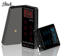QINK TP-5 Tattoo Power Supply HP-2 HURRICANE UPGRADE Touch Screen Tattoo Tools Intelligent Digital LCD for Permanent Makeup