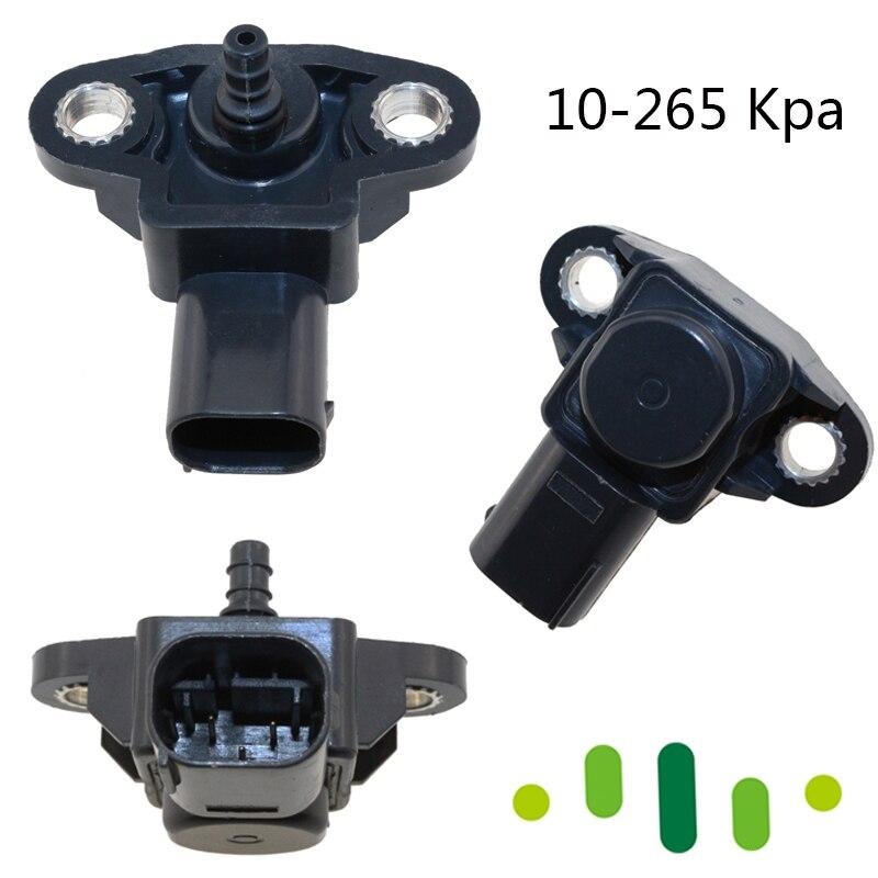 Map Sensor W203: 0051537228 MAP Sensor Intake Air Boost Pressure Manifold