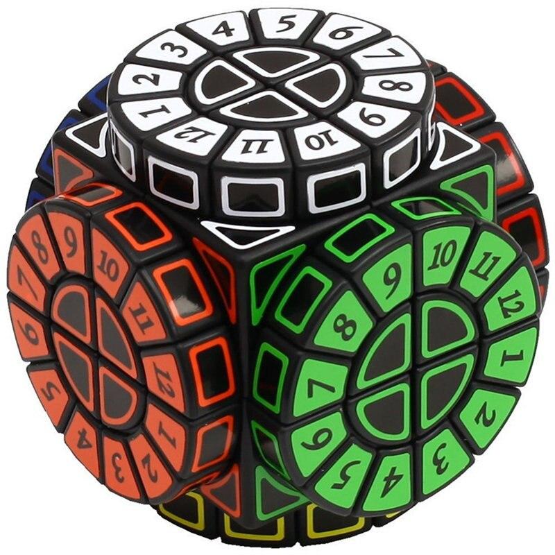 Temps Machine Magique Cube Creative Souvenir Édition Jouet Puzzle Cubo Magico avec Extra livraison Autocollants X'mas cadeau idée Brithday cadeau