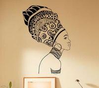 家の装飾アフリカ女