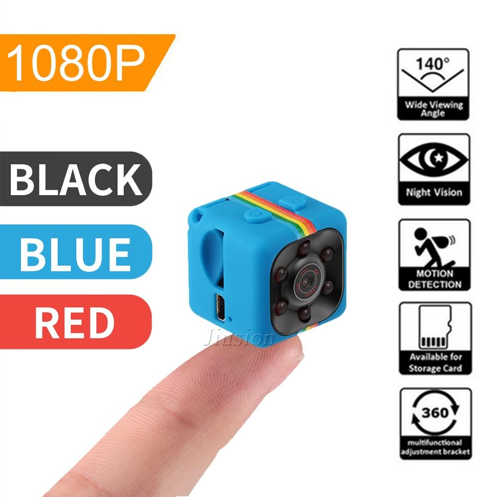 SQ11 PRO Mini camera HD 1080P Camera Night Vision Mini Camcorder ...