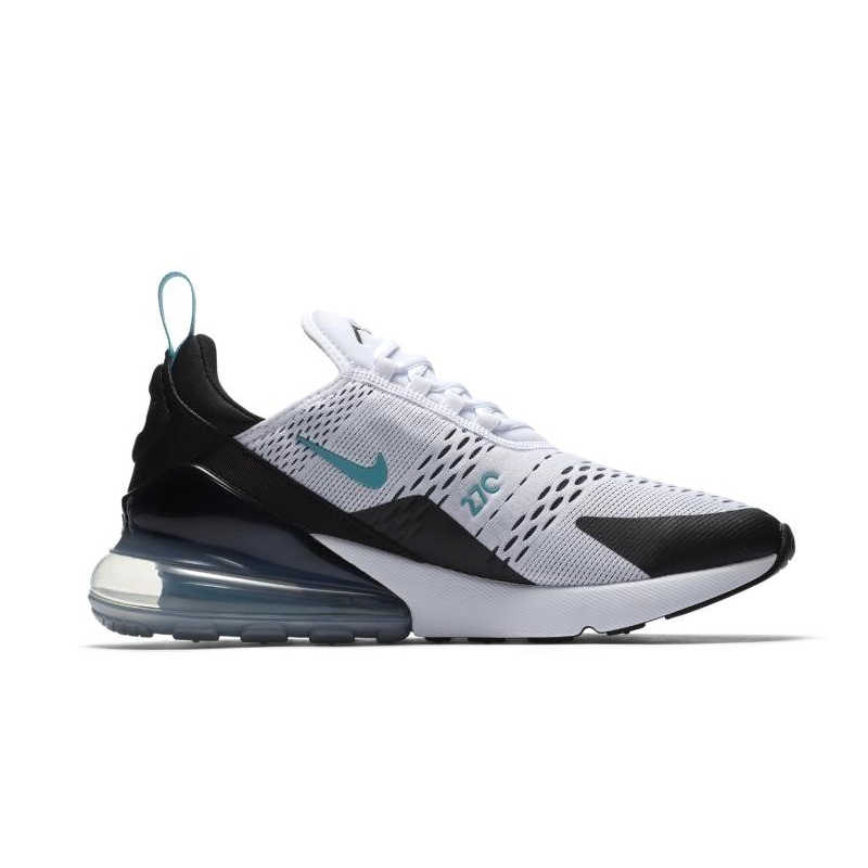 270 Кроссовки для бега Nike Air Max, спортивные уличные кроссовки, удобные, дышащие, для женщин, AH8050-001 36-39, европейские размеры
