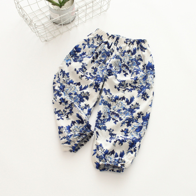 Long pants for babies