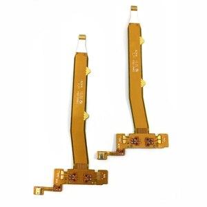 Image 2 - New Mic Microfono Cavo Della Flessione del Connettore Per Lenovo Vibe K5 A6020 A7010 di Riparazione Parti di Ricambio