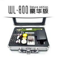 110V 240V AC Electric Rotary Drill Grinder Polish Sanding Tool Set Kit 80pcs In Box Dremel
