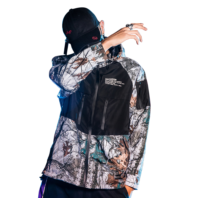 Bormandick jack men and winter Autumn jacket casual hip hop windbreaker hooded jackets KXP18 CJ06-65