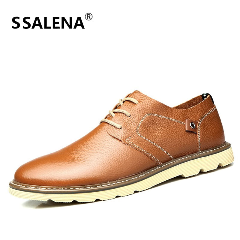 Men Dress Shoes Formal Official Leather Shoes For Men Business Lace Up Flat Breathable Pointed Toe Shoes AA40210