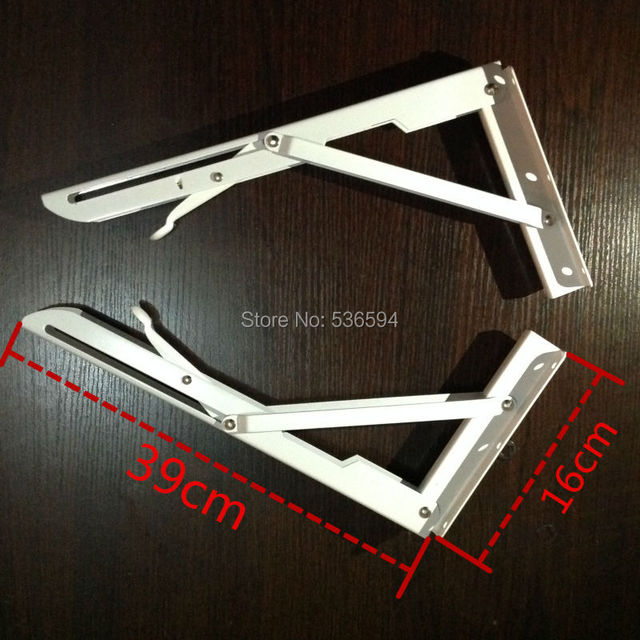 foldable table support and a triangle bracket rv folding table mount