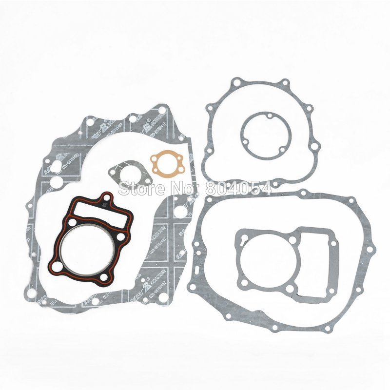Motorcycle parts Complete Gasket Set for Honda CG200 200cc