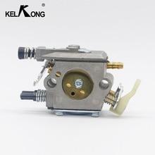 KELKONG Carburetor Fits Husqvarna 51 55 50 Replace Walbro WT 170 WT 223 Chainsaw 503281504 Carby Replaces Zama C15 51