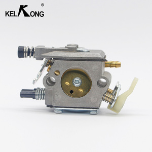 Image 1 - KELKONG Carburetor Fits Husqvarna 51 55 50 Replace Walbro WT 170 WT 223 Chainsaw 503281504 Carby Replaces Zama C15 51