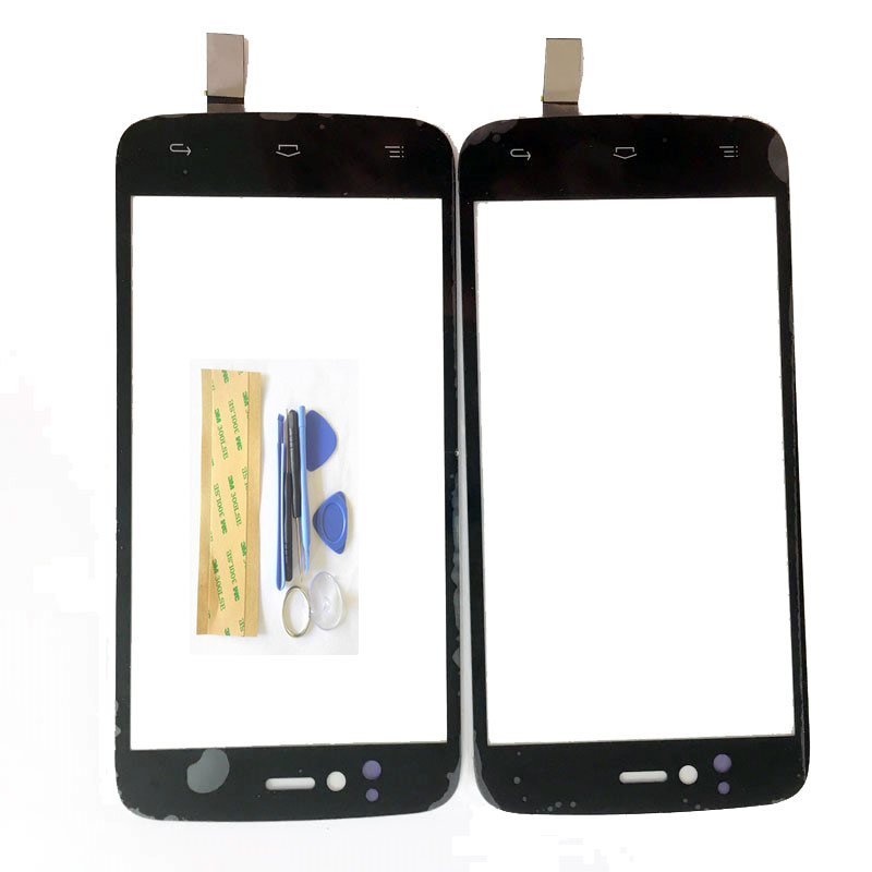 ESUWO 4.5 inch Phone Touch Screen Digitizer For Fly IQ4411 IQ 4411 Touchscreen Sensor Touch Glass Panel