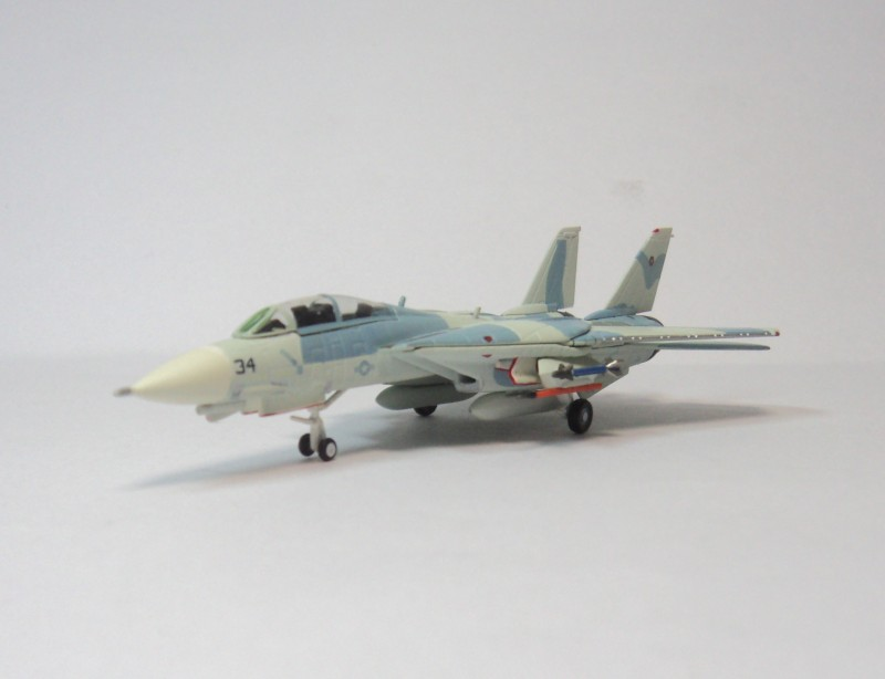 F-14A TOMCAT US Navy 1:200 Hogan United States Naval Fighter Weapons School