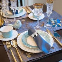 Кольца для салфеток для свадьбы праздничный банкет держатель для салфеток чашка цветочный орнамент вечерние декор для банкетного стола Аксессуары Гаджеты