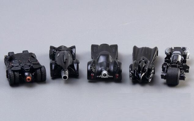 Batman Metal Batmobile Carro De Coleccion Modelos De Automoviles De