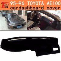 Voor Toyota AE100 1995-1996 Voor Left hand Drive 1 st Auto Dashboard Matten Cover Zonnescherm Dashboard cover Capter Auto Styling