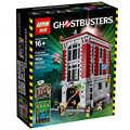 New Lepin Creator 16001 4695Pcs Ghostbusters Firehouse Headquarters Model Building Kits Model Compatible With Lepen