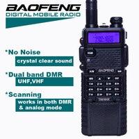 Baofeng DM-5R dmr الرقمية يتحملها راديو hf transceiver DM-8HX ، شقيقة DM5R vhf uhf اتجاهين راديو baofeng dm-5r زائد md-380