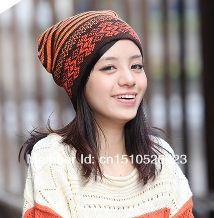 2015 Perfect girl Russian style spring  windproof warm cap winter thermal female hat 6color 5pcs/lots brand new arrive 2015 new brand female elegent style 100