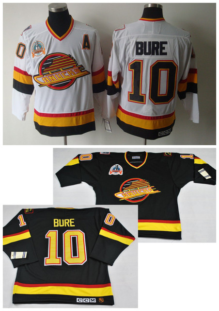 cheap hockey jerseys Vancouver Canucks 10 Pavel Bure CCM Vintage Ice Hockey  Jersey ef362ef1d