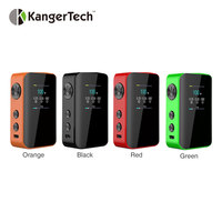 Original 100W Kangertech VOLA TC Box Mod W 1 3 Inch TFT Screen 2000mAh Battery For