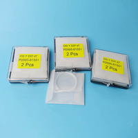 High Quality Fiber Laser Protection Glass 37 7mm P595 61551 Or P0595 58601 Popular And Factory