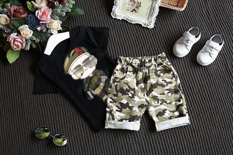 Летни детски дрехи за момчета Деца - Детско облекло - Снимка 4