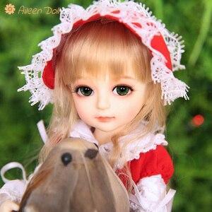 Image 2 - OUENEIFS Gaby Aileendoll BJD SD Doll 1/6 Body Model Girls Boys High Quality Resin Figure Toys Shop Free Eyes