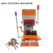 Newest Laser 220V/110V 368A Used Key Cutting Machine 200w Copy Key Duplicating Machine with Full Set Cutters Tools Part