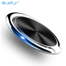 RAXFLY Universal Mobile Phone Ring Holder Stand For iPhone Xs Max Xr 8 7 6 6s Plus Tablet Magnet Finger Support Grip